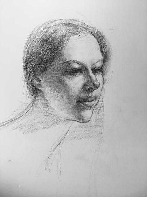 , 'Melissa,' 2019, The Galleries at Salmagundi