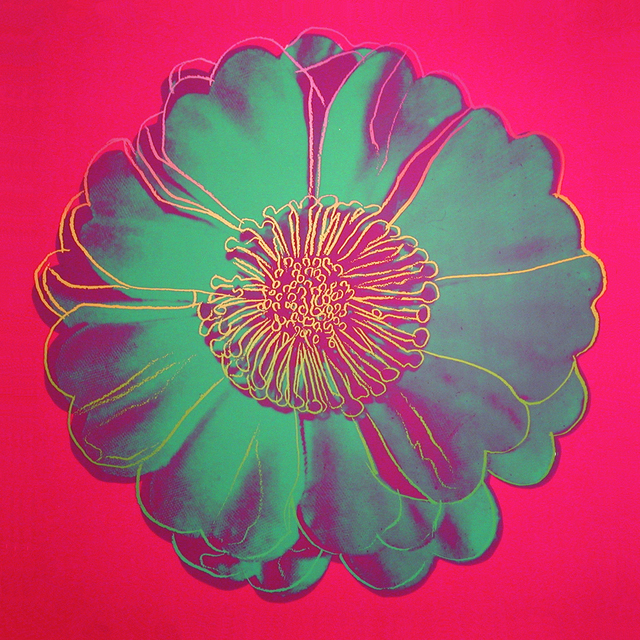 , 'Flower for Tacoma Dome,' 1982, Woodward Gallery