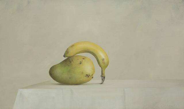 , 'Mango and Banana,' 2015, Galerie Huit