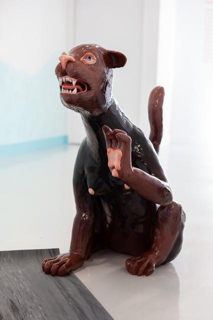 , 'Panther,' 2019, Antonine Catzéflis