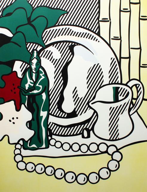 , 'Still Life with Figurine,' 1974, Gormleys Fine Art