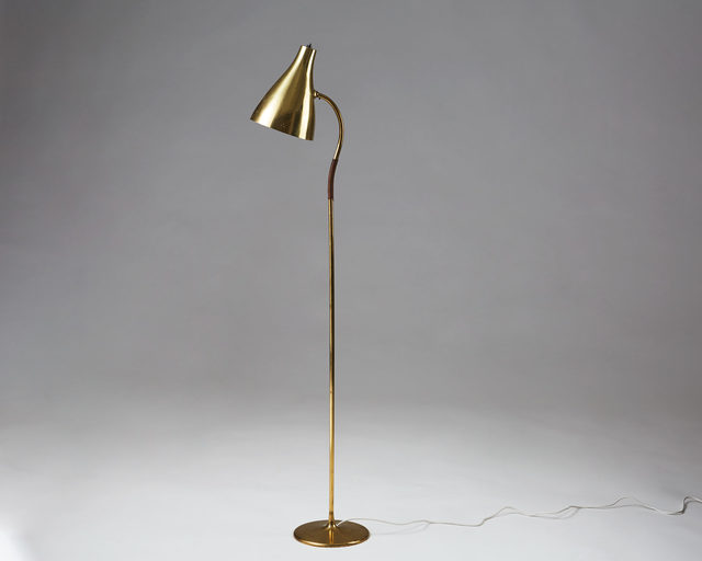 , 'Floor lamp designed by Paavo Tynell for Taito Oy,  Finland, 1950's. ,' 1950-1959, Modernity