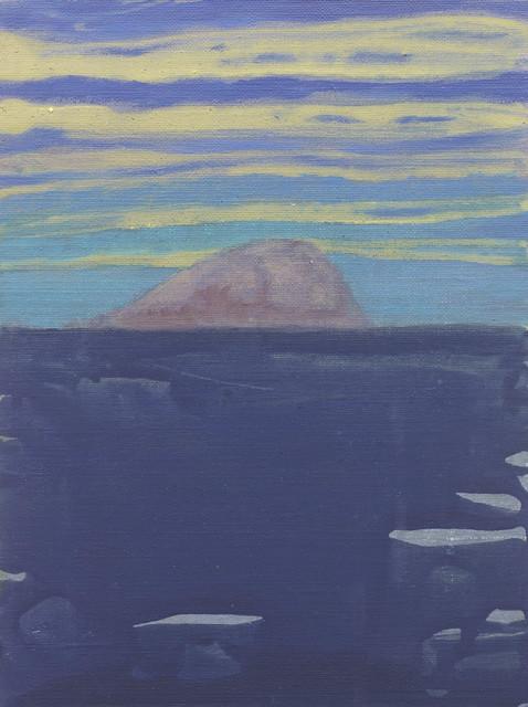 , 'Horse Island II,' 2017, John Martin Gallery