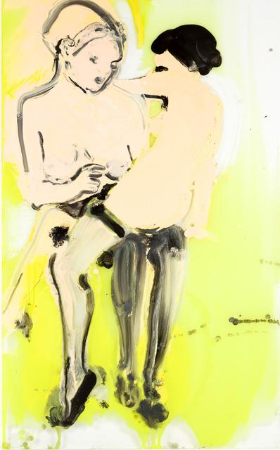 , 'Yellow,' 2014, Arusha Gallery