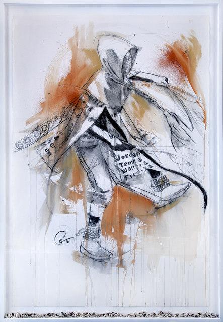 , 'Egun Dance III,' 2016, Lyons Wier Gallery