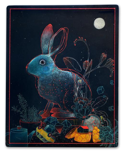 , 'Coelho,' 2016, Galeria Movimento