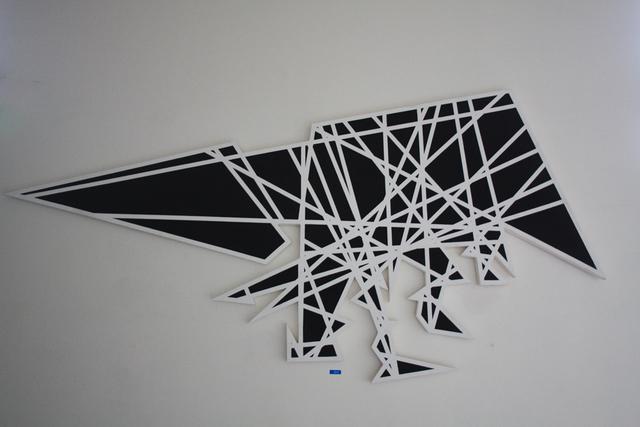 , 'Peinture sculptée N°4,' 2013, Espace Meyer Zafra