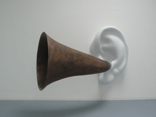 , 'Beethoven's Trumpet (With Ear),' 2007, Mireille Mosler Ltd.