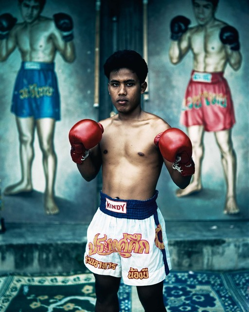 , 'Samui Boxer Thailand,' , Rademakers Gallery