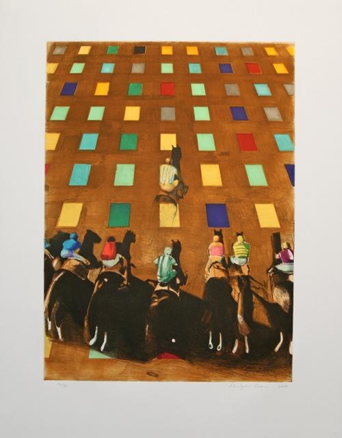 Christopher Brown, 'Steeplechase', 2004, Leslie Sacks Gallery