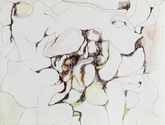 , 'Paysage humain III ,' 1971, Loevenbruck