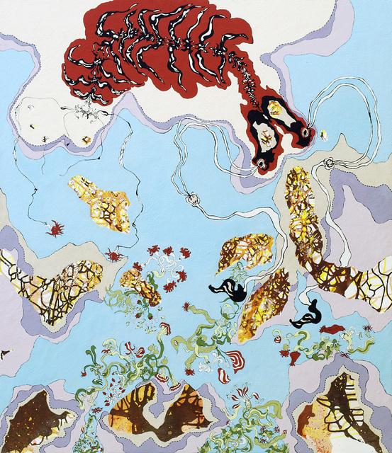 , 'Il Faut Cultiver Son Jardin,' ca. 2015, Lahd Gallery