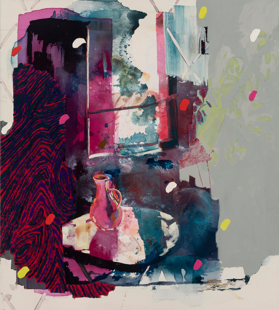 , '50 Split,' 2014, Asya Geisberg Gallery