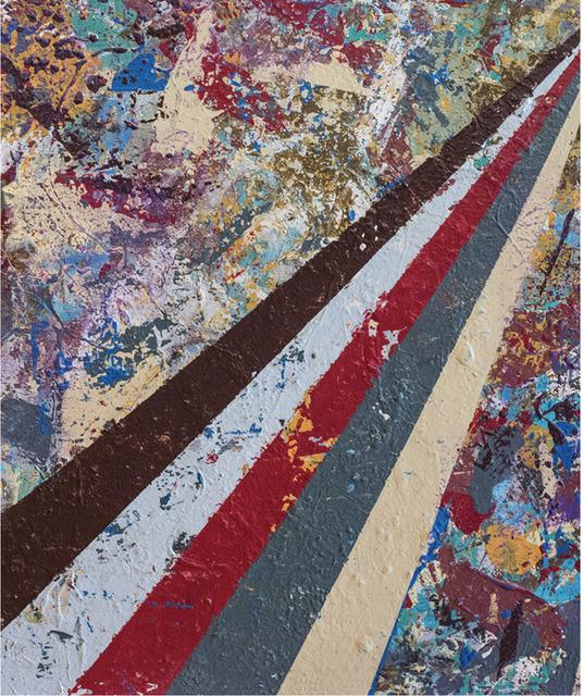 Kyle Lawson, 'Inner Banner', Tim Collom Gallery