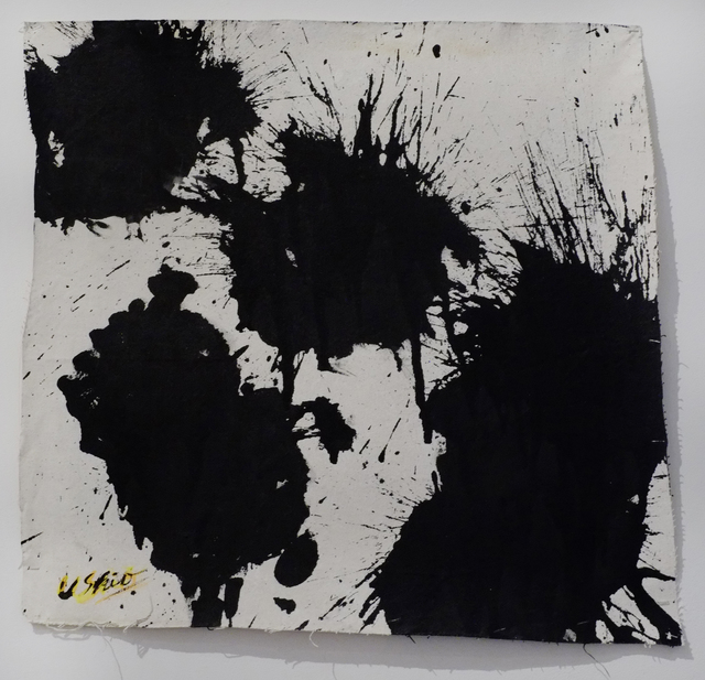 , 'Black on White,' 2009, Deborah Colton Gallery