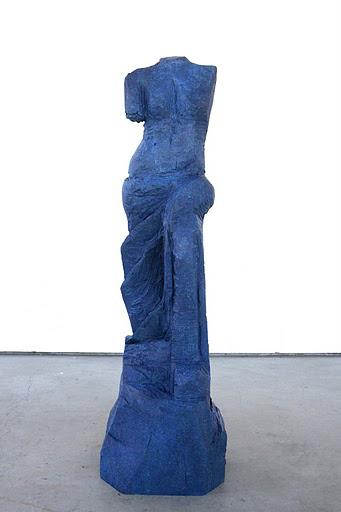 , 'Roman Red Venus (the Blue Patina),' 2007, Galerie de Bellefeuille
