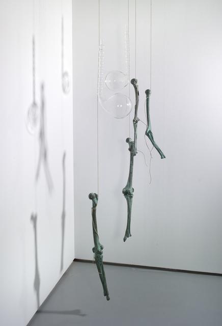 , 'Untitled,' 2007, Quadrado Azul