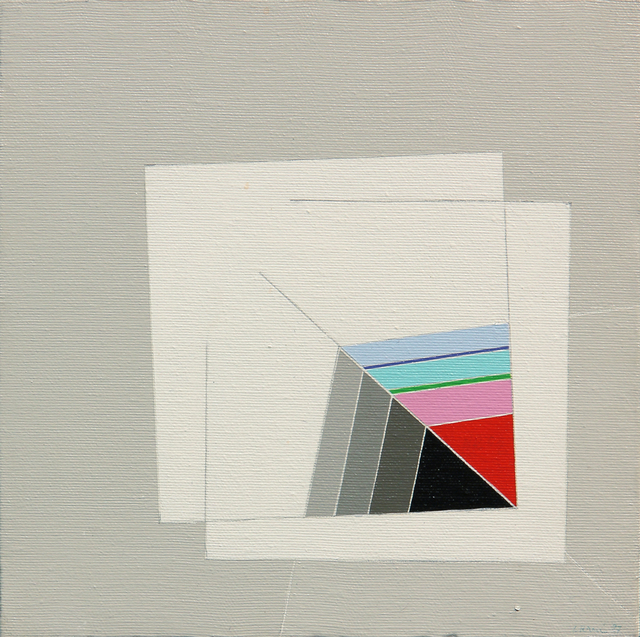 Eugenio Carmi, 'Senza titolo', 1987, Ambrosiana Casa d'Aste