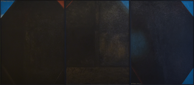 , 'Waterfall Triptych,' 1964, Gow Langsford Gallery