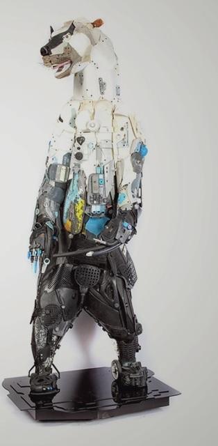 Gilles Cenazandotti, 'Polar Bear ', 2015, Contessa Gallery