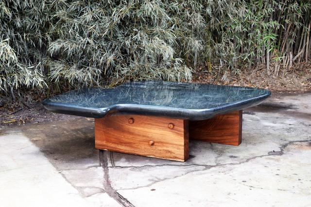 , 'Jade Table,' 2015, ADN Galería