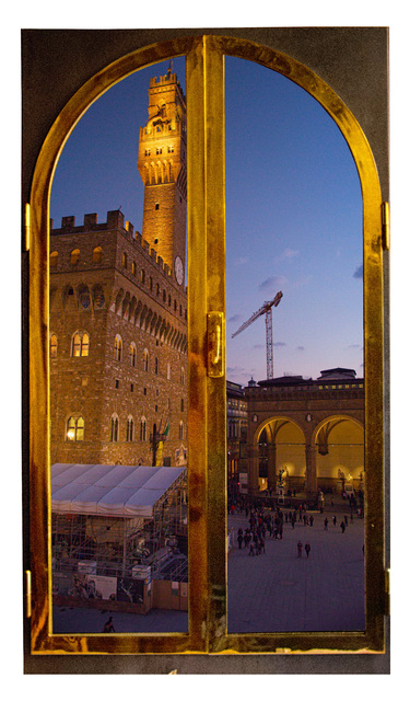 , 'ANOTHERVIEW N.9: A week end in Palazzo Guidaci ( Florence ) 10th of February 2018,' 2018, Gallery ALL