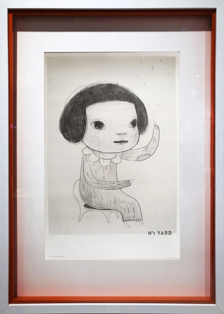 Yoshitomo Nara, 'News', 2018, Gin Huang Gallery
