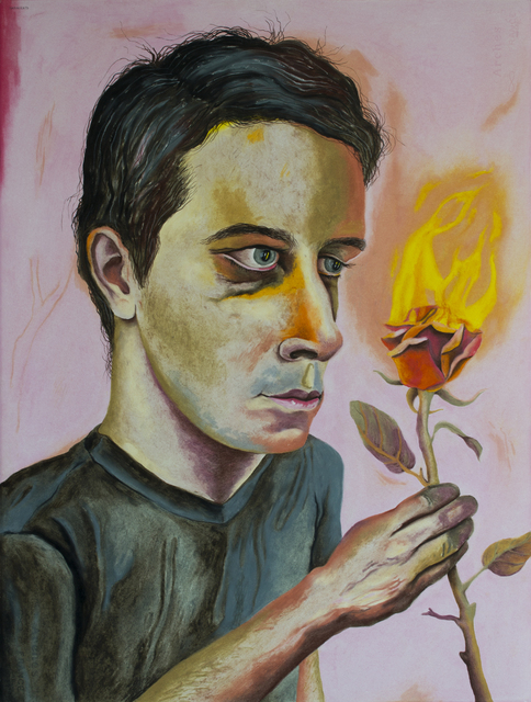 , 'Always burning,' 2015, Cuban Contemporary