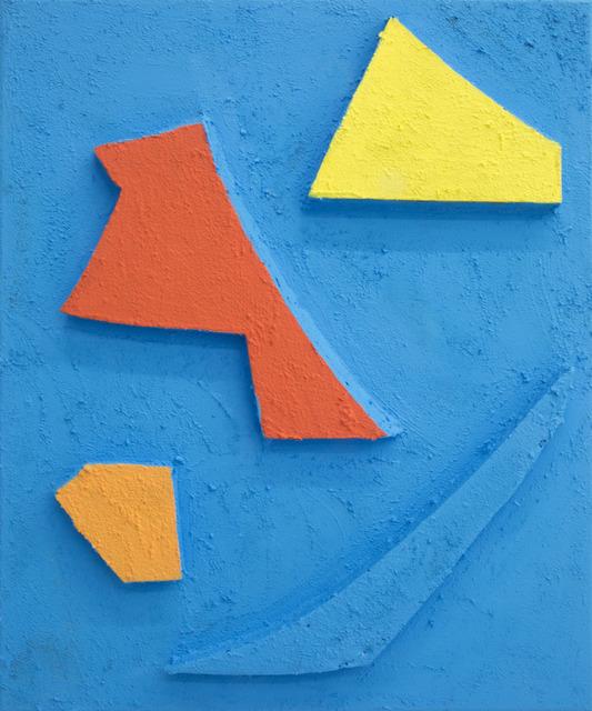 Przemek Pyszczek, 'Relief 1', 2017, High Gallery