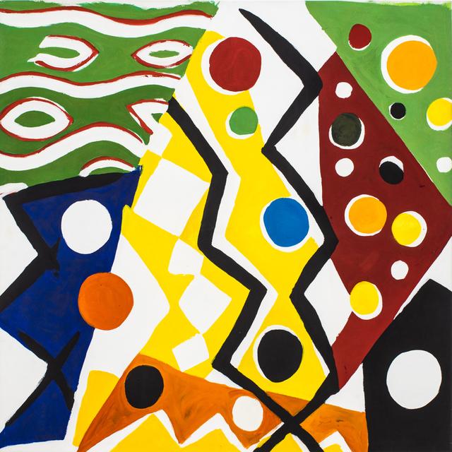 , 'Cara Dos Mil,' 1988, Rosamund Felsen Gallery