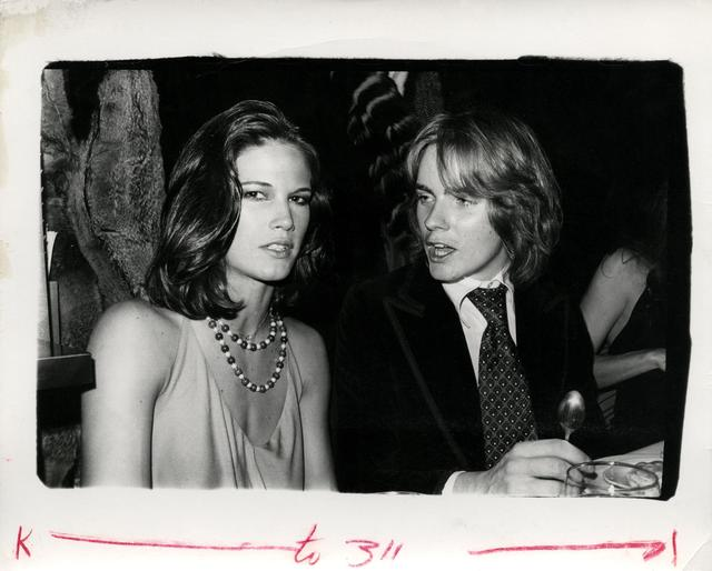 Andy Warhol, 'Andy Warhol, Photograph of Barbara Allen and an Unidentified Man, circa 1978', ca. 1978, Hedges Projects