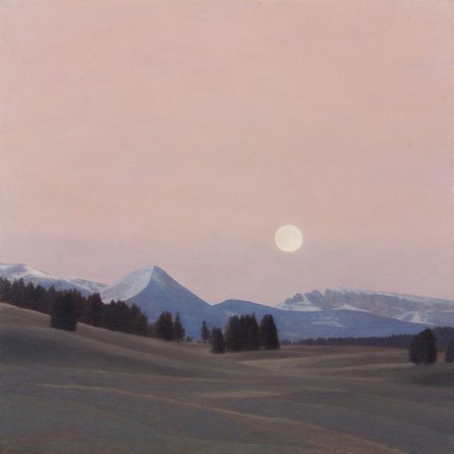 , 'Full Moon, Hayden Valley,' 2016, Sullivan Goss