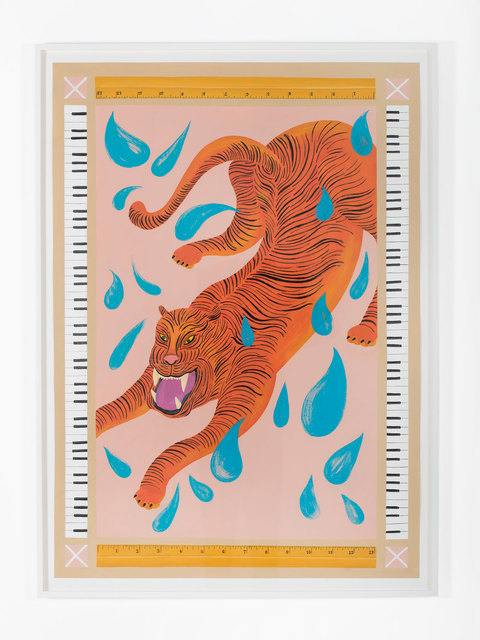 Crys Yin, 'Paper Tiger Mom', 2019, Fisher Parrish Gallery