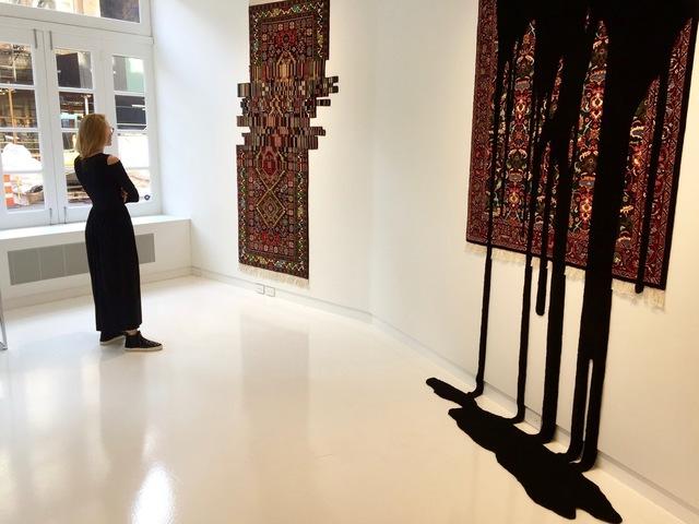 Faig Ahmed, 'DNA', 2016, Textile Arts, Handmade wool carpet, Sapar Contemporary