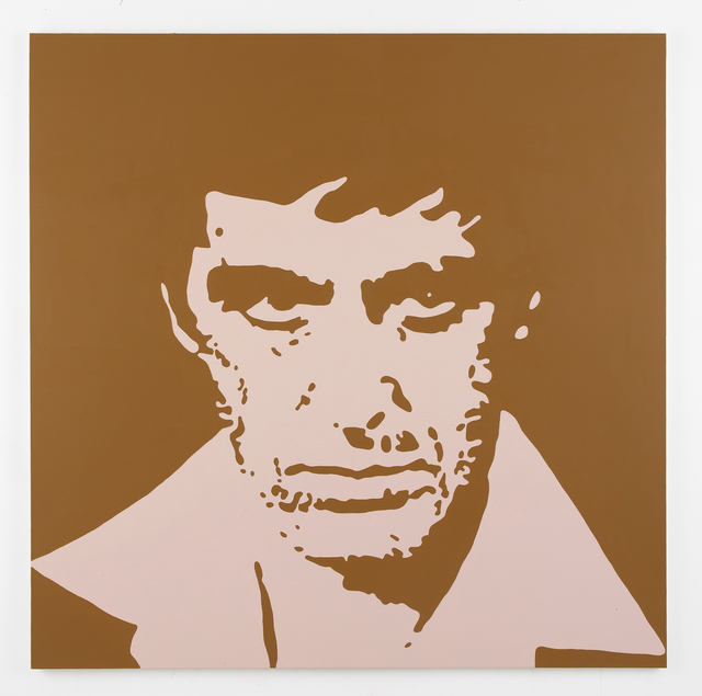 Merlin Carpenter, 'Scarface', 2014, Painting, Acrylic on canvas, Simon Lee Gallery