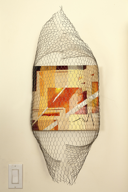 , 'Caged Room,' 2016, Dab Art