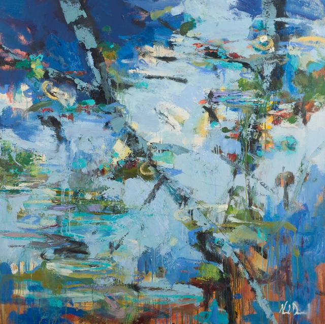 , 'Tree Reflection,' , Merritt Gallery