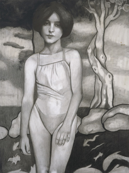 , 'Ms. Nesbit,' 2004-2005, Zeno X Gallery