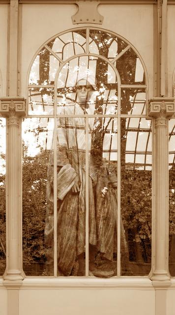 , 'Sin título I, del proyecto Tropologías III (del Parque del Retiro),' 2014, Ángeles Baños