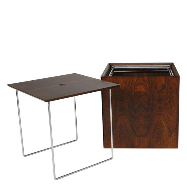 Poul Nørreklit, 'Cube nesting table', 1960-1970, Dansk Møbelkunst Gallery