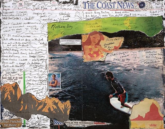 , 'Coast News, May 13, 2012,' 2014, ARC Fine Art LLC