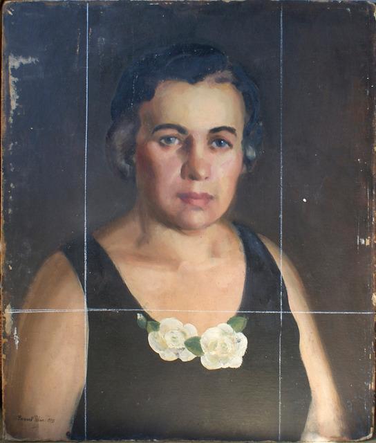 , 'Anna Perlin,' 1935, Anna Zorina Gallery