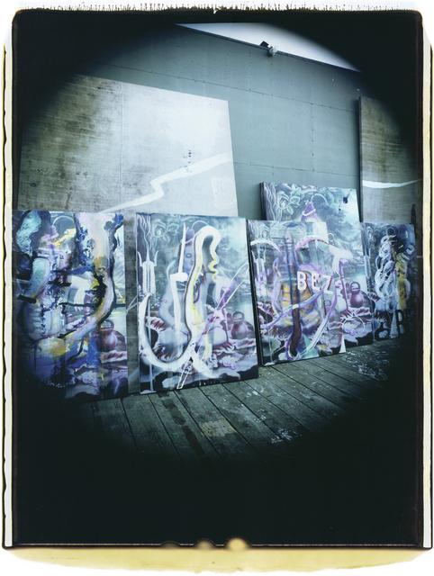 , 'Untitled (Montauk Studio),' 2008, Ostlicht. Gallery for Photography