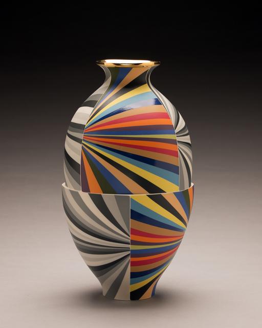, 'Twisting Vase,' 2017, Duane Reed Gallery