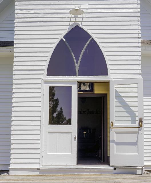 , 'Church Door MT with Cross,' 2015, Untitled 2.0
