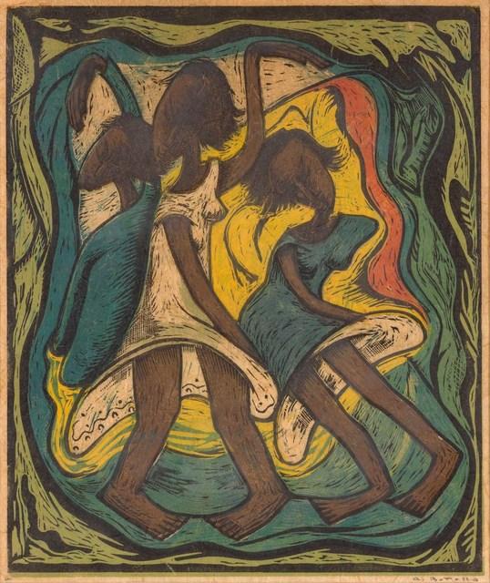 Angel Botello, 'THE DANCE', 1980, Doyle