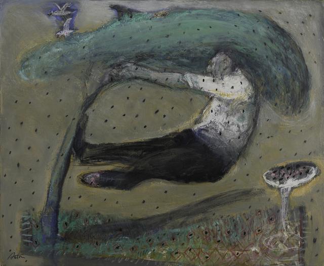 , 'La récolte des olives,' , Hugo Galerie