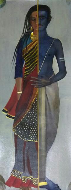 , 'Ardhanareeshwar,' 2015, Aicon Gallery