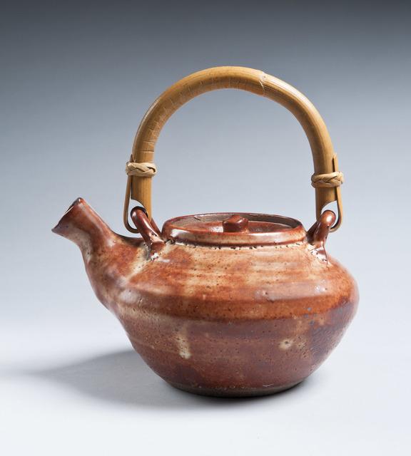 , 'Shino Teapot,' ca. 2017, Lacoste Gallery