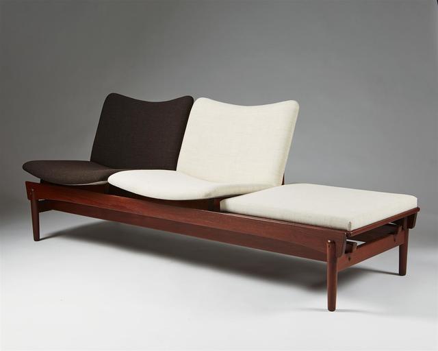 , 'Sofa/bench ,' ca. 1950, Modernity